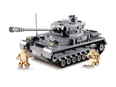 AFM ドイツ軍 4号戦車 Sd.Kfz. 161/2 1193Blocks