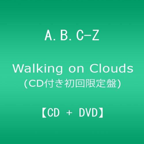 Walking on Clouds(CD付き初回限定盤)(DVD+CD)の詳細を見る