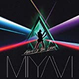 Ahead Of The Light♪雅-MIYAVI-のジャケット