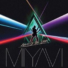 雅-MIYAVI-「Ahead Of The Light」のCDジャケット