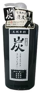 自然の匠 炭スキャルプケアコンディショナー 600ml