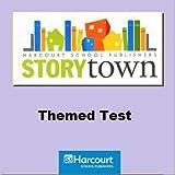 Storytown, Grade 5 Theme Test: Harcourt School Publishers Storytown Georgia (Rdg Prgm 08/09/10 Wt)