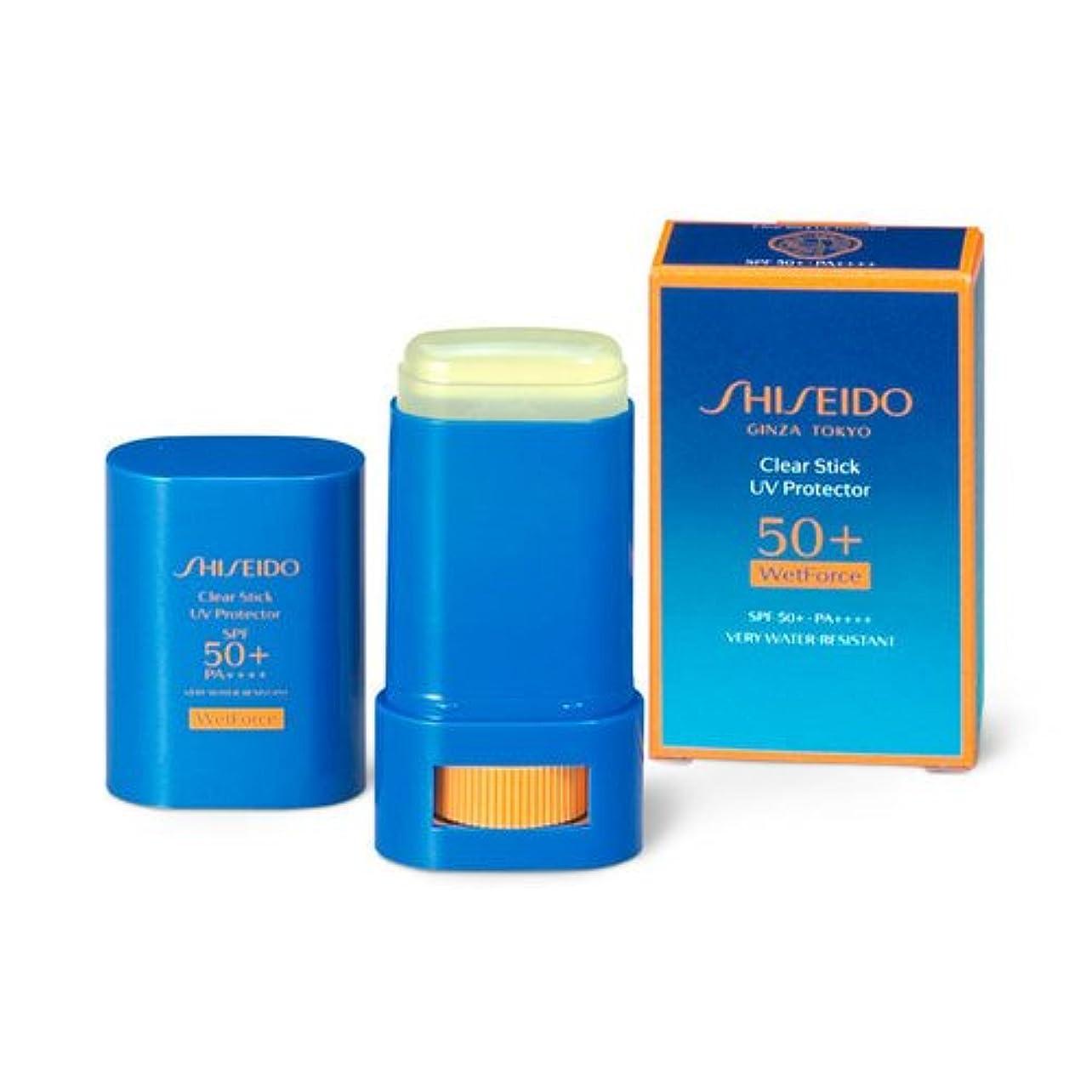 海藻不快な判読できないSHISEIDO Suncare(資生堂 サンケア) SHISEIDO(資生堂) クリアスティック UVプロテクター 15g