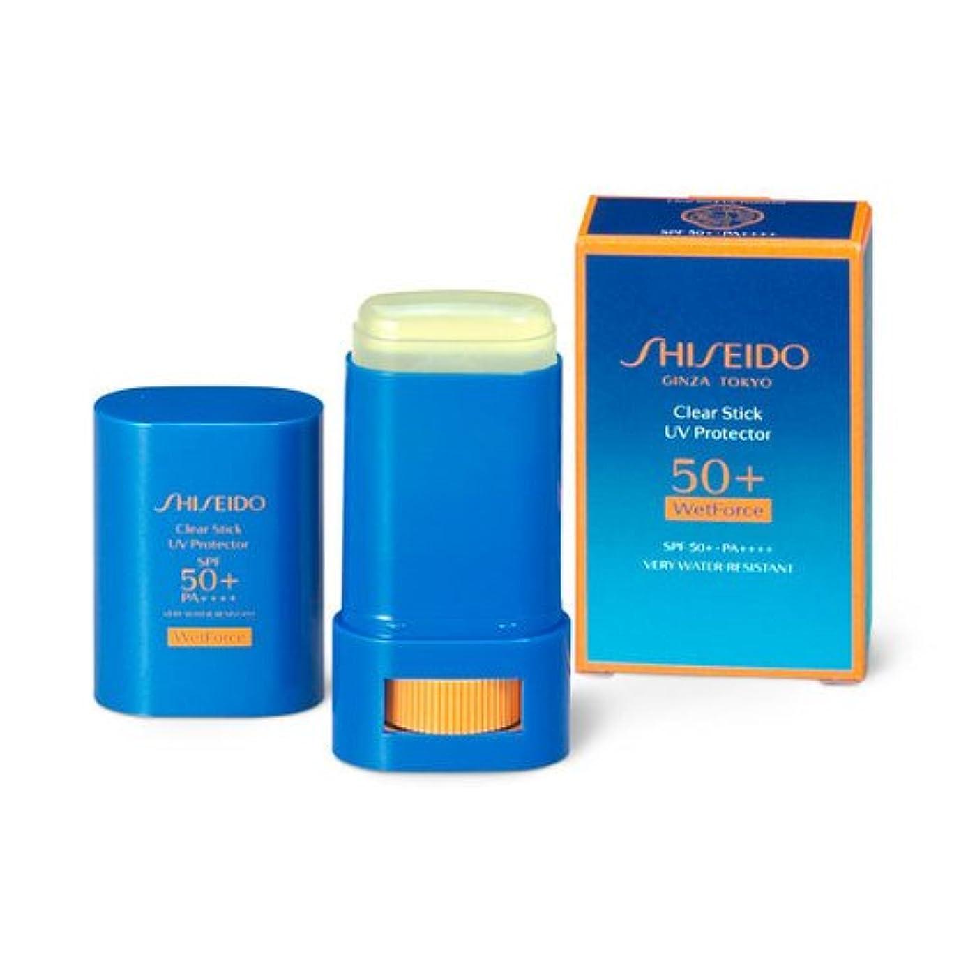 入手しますサルベージ精通したSHISEIDO Suncare(資生堂 サンケア) SHISEIDO(資生堂) クリアスティック UVプロテクター 15g