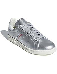 (アディダス) adidas Stan Smith W B41750 シルバー スタンスミス スニーカー [並行輸入品]