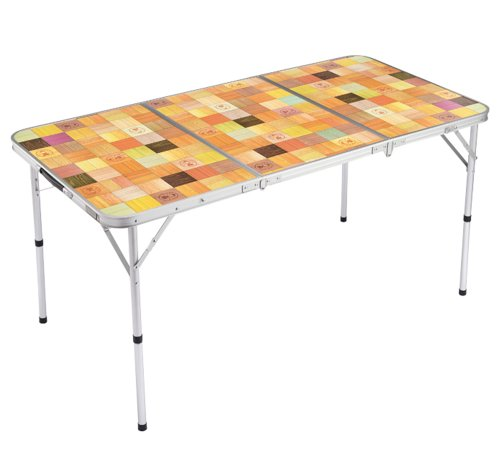 RoomClip商品情報 - コールマン テーブル ナチュラルモザイク リビングテーブル/140 2000013121