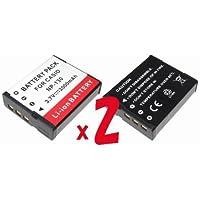 『2個セット』 カシオ Casio NP-130 互換 バッテリー の2個セット EX-10 EX-FC400S EX-ZR1100 EX-ZR800 EX-ZR700 EX-ZR410 EX-ZR1000 EX-FC300S EX-ZR310 EX-ZR200 EX-ZR300 EX-ZR300GD EX-ZR100 EX-H30 等対応