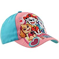 Nickelodeon Toddler Hat, Paw Patrol Kids Baseball Cap for Girls Ages, Blue/Pink, Age 2-4