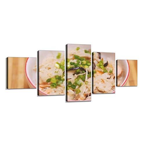 炊き込みご飯 きのこ 和食 混ぜご飯 鮭 食事 秋の味覚 日...