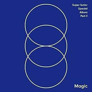 スペシャルアルバム Part 2 - Magic (韓国盤)