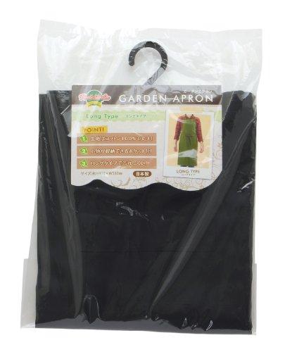 RoomClip商品情報 - 高儀 Verde Garden ガーデンエプロン ロングタイプ ブラック