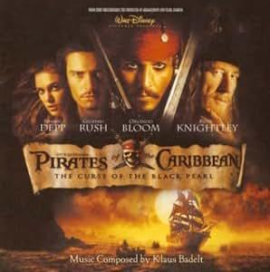 パイレーツ・オブ・カリビアン/呪われた海賊たち オリジナル・サウンドトラック 特別盤(CCCD)