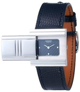 [エルメス]HERMES 腕時計 グリザード GL1510.360/LNOM2 ブラック レディース [並行輸入品]