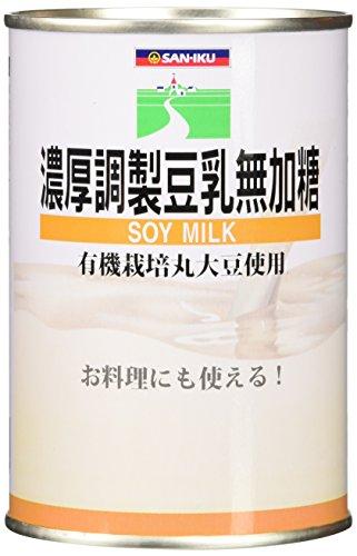 三育フーズ 濃厚調製豆乳 無加糖 415g
