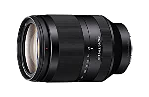 Sony sel24240FE 24–240mm F / 3.5–6.3OSSズームレンズfor Mirrorlessカメラ(認定Refurbished)