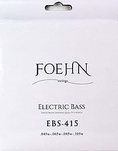 FOEHN EBS-415 Electric Bass Strings Regular Light Top Medium Bottom エレキベース弦 45-105