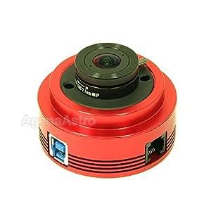 ZWO ASI224MC 1.2 MP CMOS カラー 天文カメラ USB 3.0 # ASI224MC