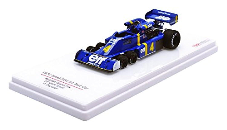 TSM MODEL 1/43 ティレル P34#4 テストカー エルフ?チーム?ティレル 1976 スペインGP パトリック?デパイユ