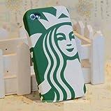 iPhone 4/4S ケース  バックスコーヒー 0101