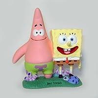 spongebob and patrick best friends statue エネスコ 画像で旅する