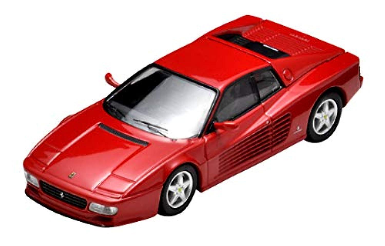 トミカリミテッドヴィンテージ ネオ 1/64 TLV-NEO フェラーリ512TR 赤 (メーカー初回受注限定生産) 完成品