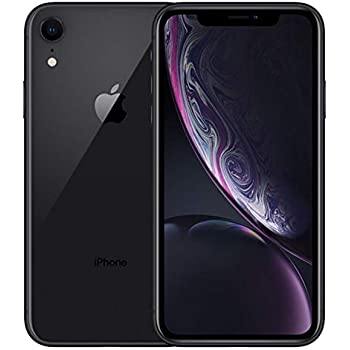Apple iPhone XR 64GB Black ブラック MT002J/A A2106 国内版SIMフリー