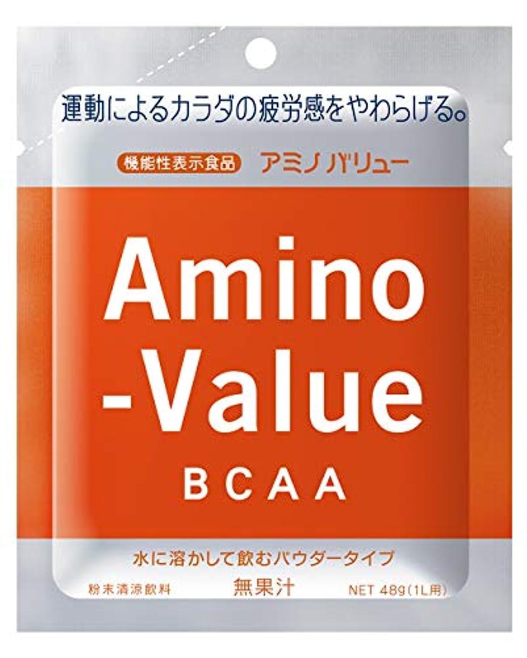 うぬぼれたコンテンツもう一度大塚製薬 アミノバリュー BCAA パウダー8000 1L用 (48G)×5袋×20箱 [機能性表示食品]