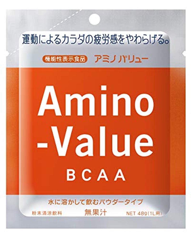 ミケランジェロ暗殺するエクステント大塚製薬 アミノバリュー BCAA パウダー8000 1L用 (48G)×5袋×20箱 [機能性表示食品]