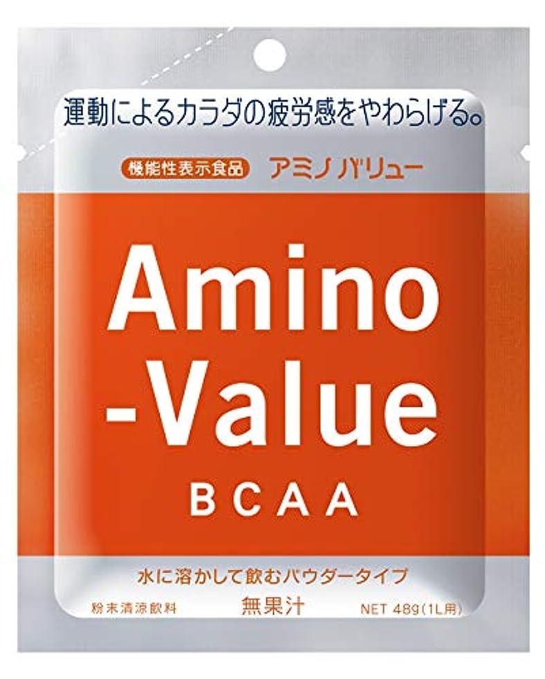 ダッシュ認証大塚製薬 アミノバリュー BCAA パウダー8000 1L用 (48G)×5袋×20箱 [機能性表示食品]