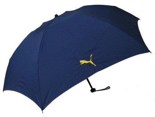 PUMA(プーマ) 紳士用 折りたたみ傘(55cm) ネイビー PT755BD-NB