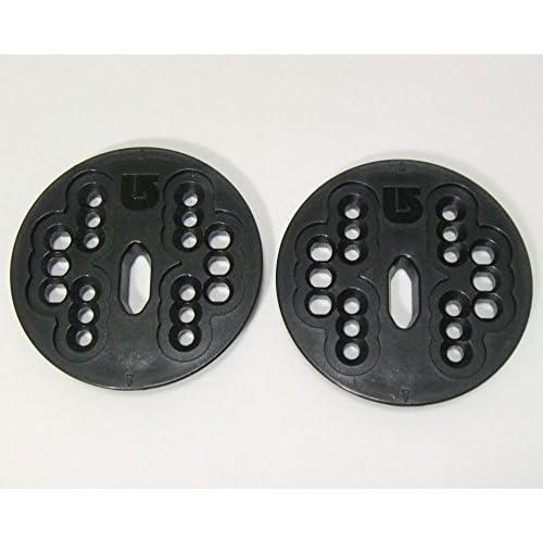 (バートン)Burton 旧型バインディング専用ディスク プレート Channelボード・ 4×4ボード両方対応 [ビンディング パーツ]