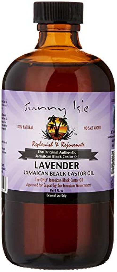 目の前の動揺させる取得するJamaican Black Castor Oil Lavender 240ml