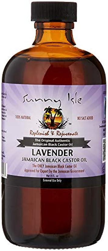 集まる差し迫ったバブルJamaican Black Castor Oil Lavender 240ml