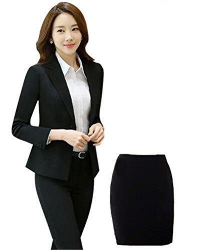 [해외](빠이미) PAIMI 정장 여성 세트 정장 테일러드 OL 사무실 취업 비즈니스 통근 모집 사무 복장 치마 정장 2 종 세트 3 종 세트/(Pimi) PAIMI Suit Ladies` Set Suit Tailored Jacket OL Office Job Hunting Business Commuter Recruit Clerical Cloth...
