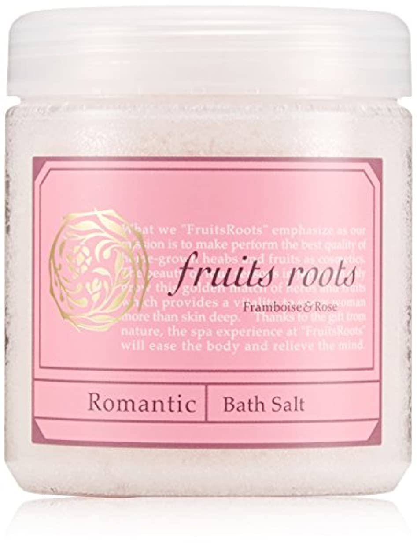 fruits roots ロマンティック バスソルト 50ml