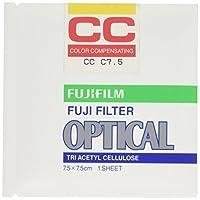 FUJIFILM 色補正フィルター(CCフィルター) 単品 フイルター CC C 7.5 7.5X 1