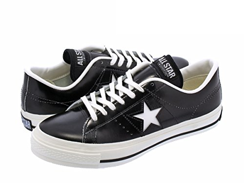 [コンバース] CONVERSE ONE STAR J BLACK/WHITE 【MADE IN JAPAN】