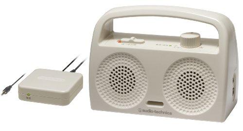 audio-technica SOUND ASSIST デジタルワイヤレススピーカーシステム アイボリー  AT-SP730TV IV