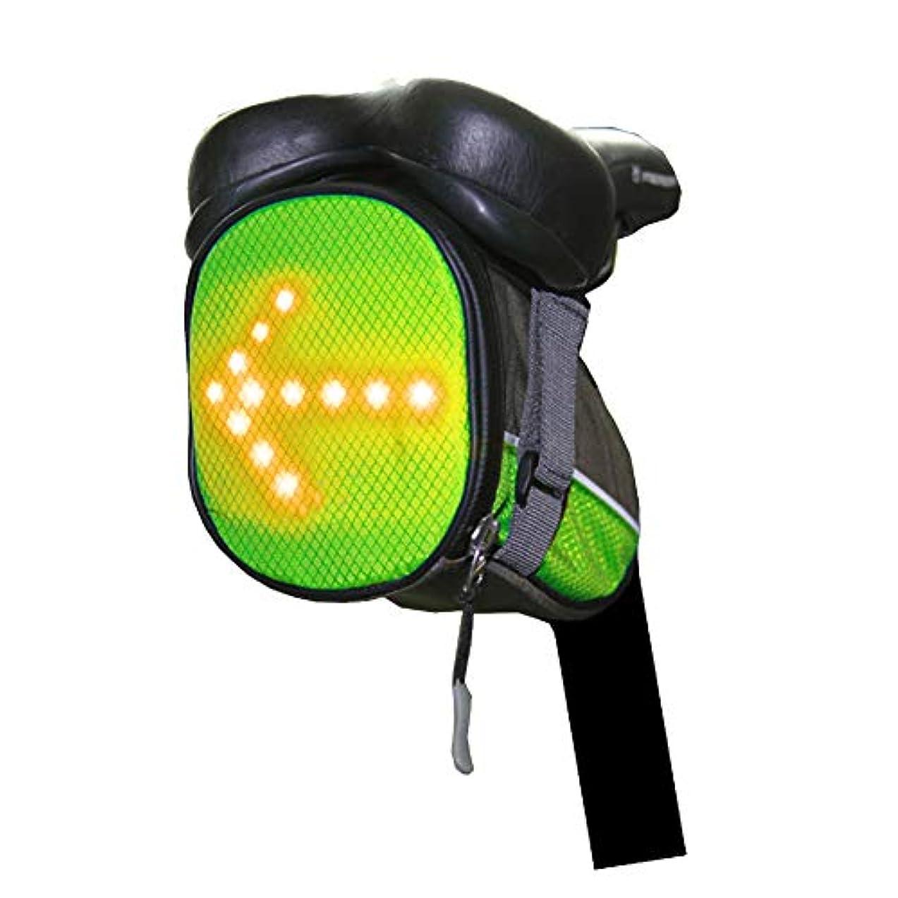 無礼にヒギンズにやにやACHICOO コントロールライトバッグ ワイヤレス 遠距離点滅 自転車バイクテール LED 警告信号ライト 安全 黄