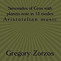 Simonides of Ceos with planets note in 13 modes【CD】 [並行輸入品]