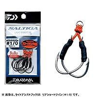ダイワ(Daiwa) ショアジギングアシストフック ライト RS 1/0 サクサス