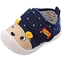 Baby Boys Sandals,JIA&DI Infant Kids Baby Boys Girls Cartoon Anti-slip Shoes Soft Sole Squeaky Sneakers