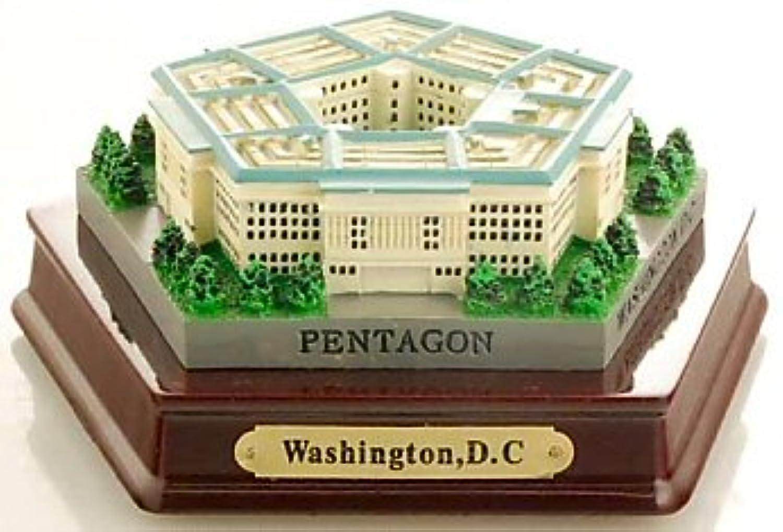 ワシントンDC Pentagonお土産Figurine 5