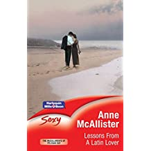 Lessons From A Latin Lover (The McGillivrays of Pelican Cay)