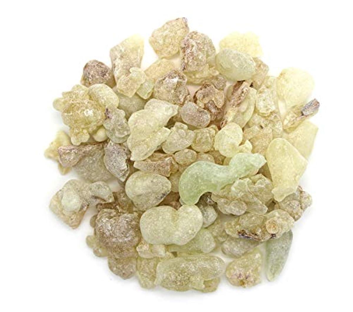 考える拒否塗抹Hygge Aromatics ロイヤルグリーン ホジャリ フランキンセンス - オーガニック - オマン (Boswellia Sacra) 1/2ポンド