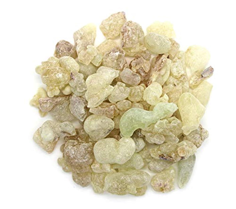 東レイ蒸留するHygge Aromatics ロイヤルグリーン ホジャリ フランキンセンス - オーガニック - オマン (Boswellia Sacra) 1/2ポンド