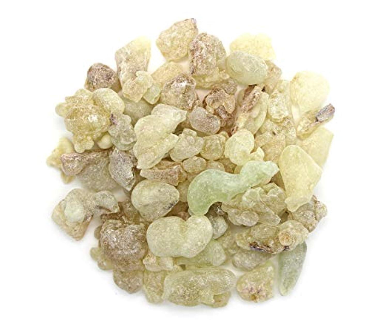 雑多な製作スキルHygge Aromatics ロイヤルグリーン ホジャリ フランキンセンス - オーガニック - オマン (Boswellia Sacra) 1/2ポンド