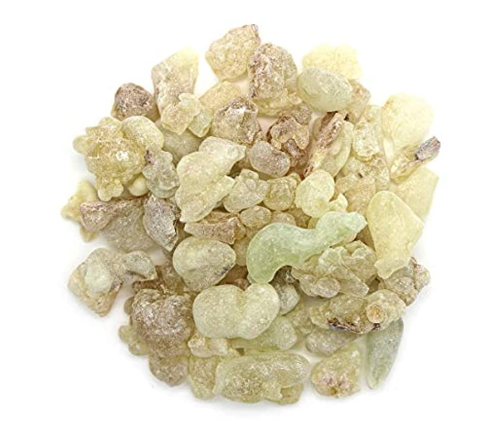 池ラダ偏心Hygge Aromatics ロイヤルグリーン ホジャリ フランキンセンス - オーガニック - オマン (Boswellia Sacra) 1/2ポンド