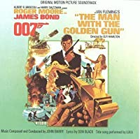 The Man With The Golden Gun (1974 Film)