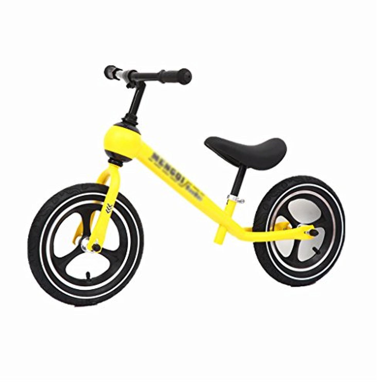子供のスクーターペダルなしバギー子供ダブルホイール自転車ベビースクーターバランス車インフレ子供のスクーター2ラウンドウォーカー2-6歳